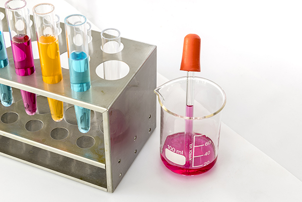 science laboratory test tubes, laboratory pipette wiith test tube